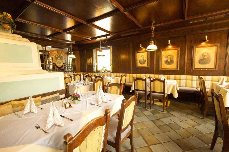 À la Carte Restaurant Kaiserstub'n in Flachau, Salzburger Land – Apart-Hotel Panorama