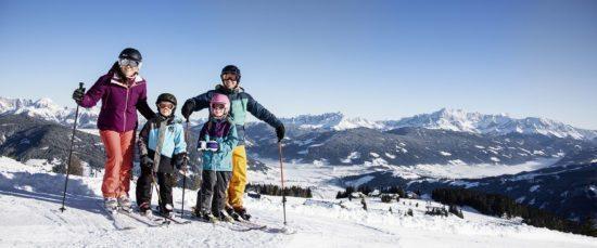 Skiurlaub im snow space Flachau in Ski amadé