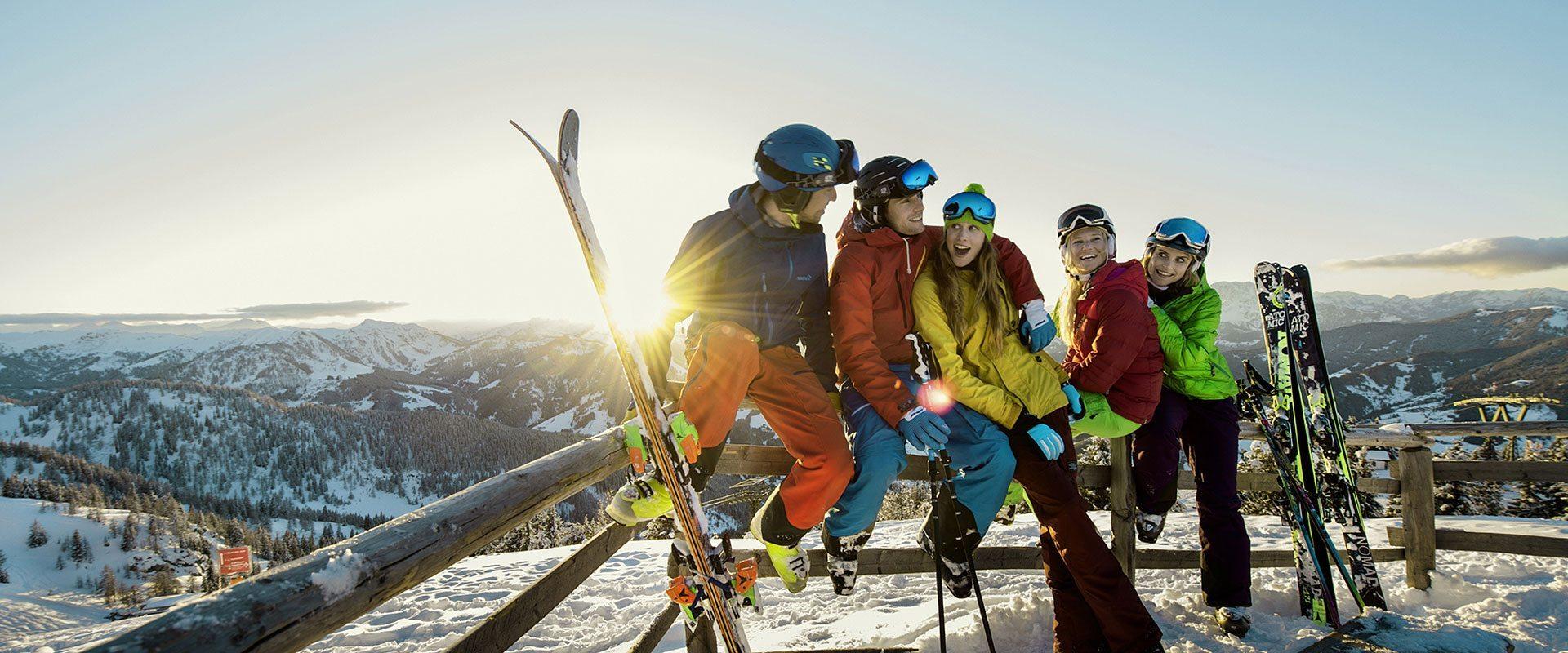 Skiurlaub & Winterurlaub in Flachau, Ski amadé