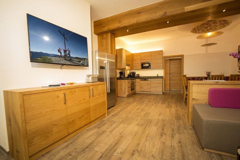 Zimmer & Suiten im Apart-Hotel Panorama in Flachau, Salzburger Land, Ski amadé –Luxuriöse Kaisersuite für 2 – 10 Personen