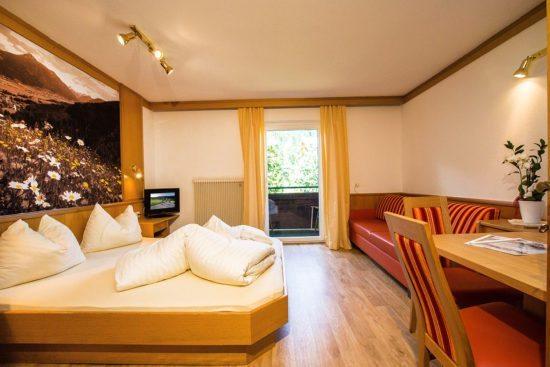 Studio für max. 3 Personen in Flachau, Salzburger Land. Apart-Hotel Panorama im Ski amadé